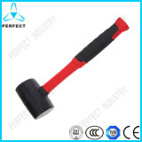 Rubber Mallet with Ergonomic Rubber Grip