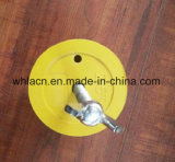 Precast Concrete Rubber/Plastic Recess Former for Spherical Head Lifting Anchors