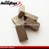 Stone Cutting Diamond Segment for Saw Blade