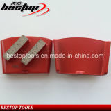 Metal Diamond Concrete Floor Grinding Tools for HTC Machine