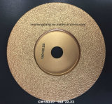 Vacuum Brazed Diamond Dry Cutting Saw Blade for Granite Marble Tile Steel