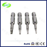 Hand Tool High Quality CRV Slotted Screwdriver Screw Driver Bit
