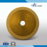 Vacuum Brazed Diamond Grinding and Cutting Blade