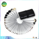 Private Label Professional Makeup Brush Set 40PCS Wool Cosmetic Brush Set