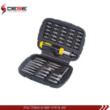 45PCS of Magentic Socket Screwdrive Bit Set