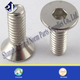 Steel Countersunk Head Machine Screw