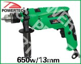 650W 13mm Electric Impact Drill (PT82198)