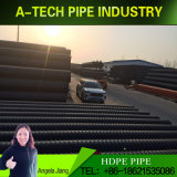 HDPE Double-Wall Corrugated Pipe for Water Drainage