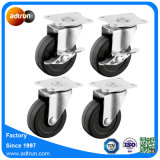 for Home Using Rubber Swivel Wheel Caster