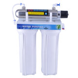 Double Filtration Water Filter with UV Light