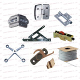 Aluminium Door Hinges for Hardware Accessories Fittings
