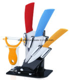 5PCS Ceramic Knife Set Cctk002