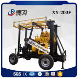 200m Xy-200f Geological Drilling Machine, Bore Well Drill Rig