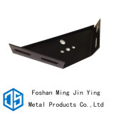 Furniture Hardware Stamping Steel Corner Black (PJ-004)