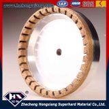 Stable Quality Diamond Grinding Wheel--Internal Segmented for Glass Processing