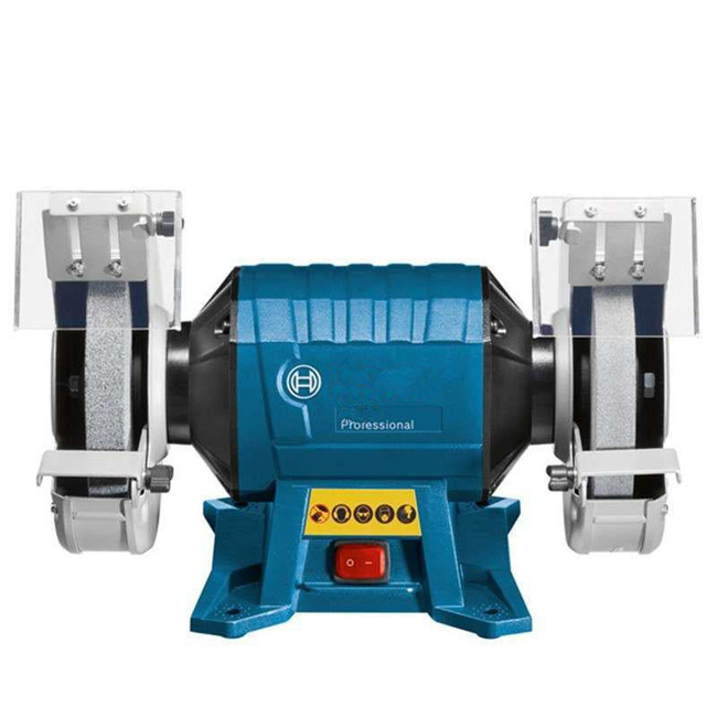 Power Tool 750w 250mm Industrial Bench Grinder Of Grinding