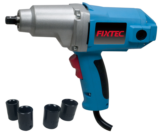 Fixtec Power Tool 900W Torque Controlled Air Impact Wrench
