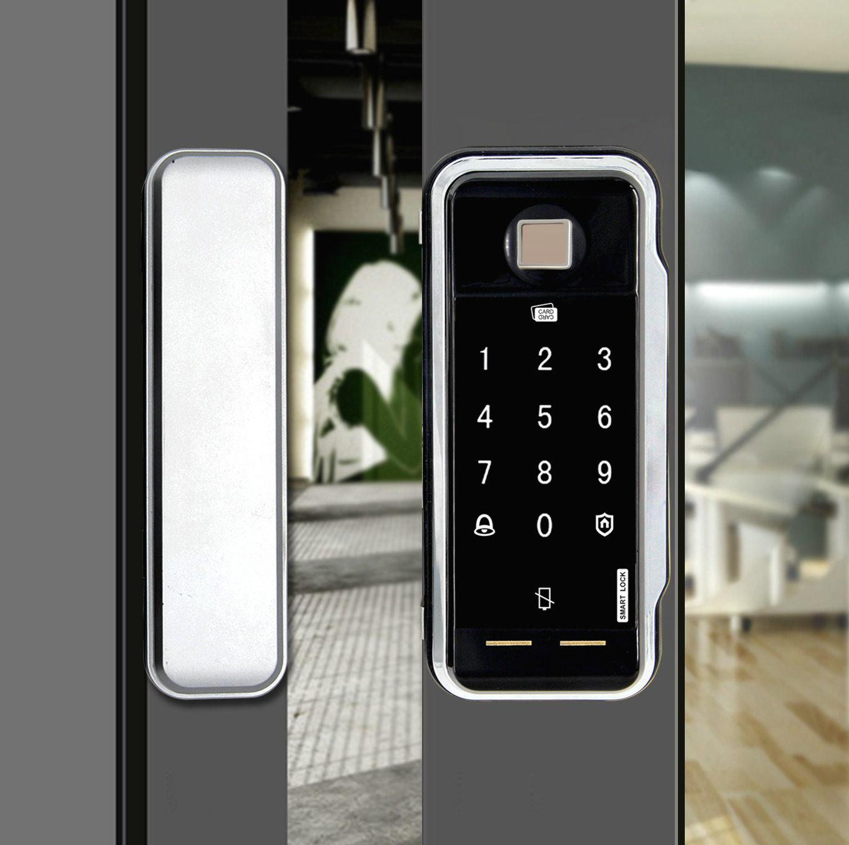 Electronic Smart Door Lock For Glass Door Gv F5
